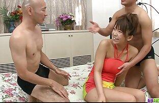 gostosa xxx femme de menage ensinando un chupar